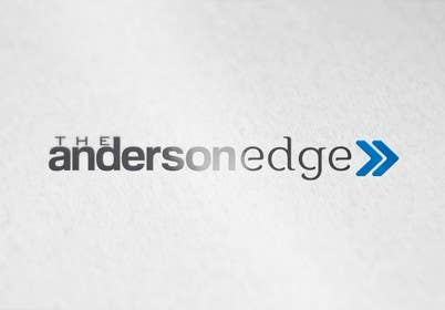 #19 for Logo for The Anderson Edge by nomi2009