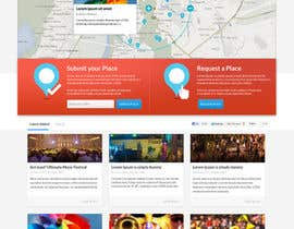 #6 for Homepage Website Design af suchitrawalunj