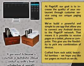 Nro 18 kilpailuun Design a Flyer käyttäjältä taggedneznam3