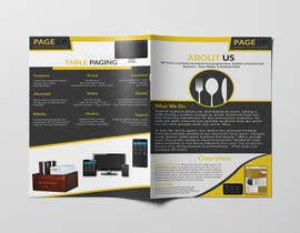 Nro 12 kilpailuun Design a Flyer käyttäjältä AhamedAntur
