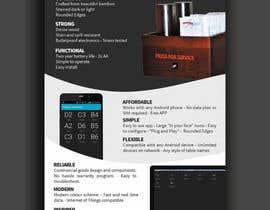 Nro 4 kilpailuun Design a Flyer käyttäjältä ahmedabdelrahim1