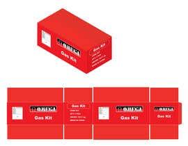 Nro 12 kilpailuun Create a box design for gas welding kit käyttäjältä mjosgo15