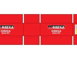 Nro 9 kilpailuun Create a box design for gas welding kit käyttäjältä rohitksingh