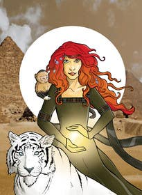 #39 para Illustrate for Pandora Chronicles  de lauragabriel