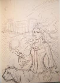 #4 para Illustrate for Pandora Chronicles  de maychang