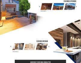 Nro 17 kilpailuun Mountain Design Build new website/update käyttäjältä happyweekend