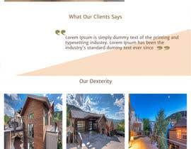 Nro 15 kilpailuun Mountain Design Build new website/update käyttäjältä IntelligentAppSl