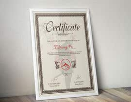Nro 6 kilpailuun Product Certificate käyttäjältä TDuongVn