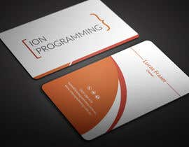 BikashBapon tarafından Design Business Cards for Ion Programming için no 63