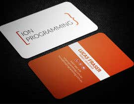 smartghart tarafından Design Business Cards for Ion Programming için no 66