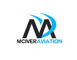 nº 5 pour Design a Logo for McIver Aviation par benjuuur