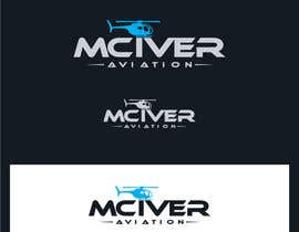 nº 83 pour Design a Logo for McIver Aviation par entben12