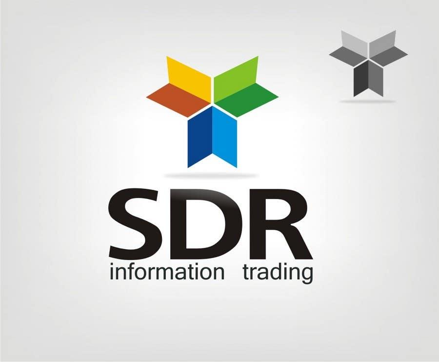 Inscrição nº                                         73                                      do Concurso para                                         Logo Design for SDR Information Trading