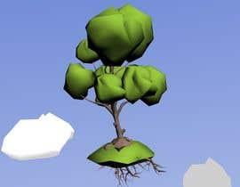 issevin tarafından 3D Low Poly Landscape with a nice Tree için no 13