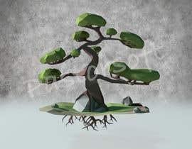 JosePastorsoft tarafından 3D Low Poly Landscape with a nice Tree için no 8