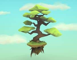 OxideAnimation tarafından 3D Low Poly Landscape with a nice Tree için no 22