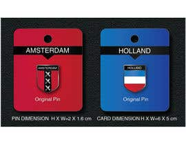 biplob36 tarafından Design for souvenirs pin needed için no 37