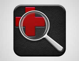 CTRaul tarafından Add detail to existing icon for iOS app: MBS Search için no 173