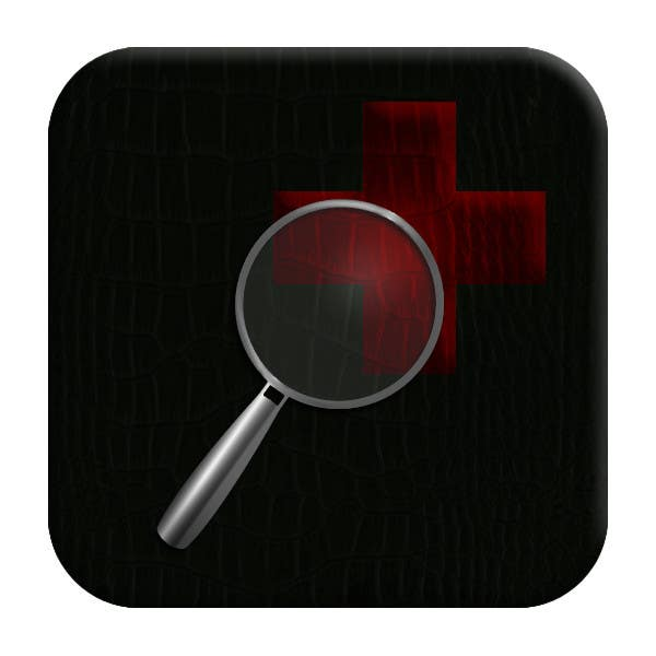 Contest Entry #                                        155                                      for                                         Add detail to existing icon for iOS app: MBS Search
