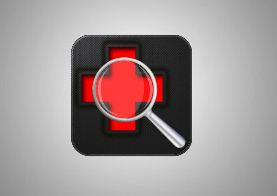 Contest Entry #                                        156                                      for                                         Add detail to existing icon for iOS app: MBS Search