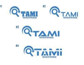 Naumovski tarafından design a logo for TAMI için no 23