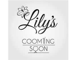 Nro 45 kilpailuun Design a Square Banner - Lily's Coming Soon 9ft x 9ft käyttäjältä lauraburdea