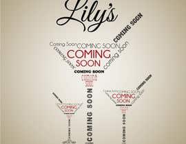 Nro 40 kilpailuun Design a Square Banner - Lily's Coming Soon 9ft x 9ft käyttäjältä shudiptobanarjee