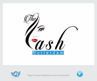 w21 tarafından Design a logo for a lashbar için no 34