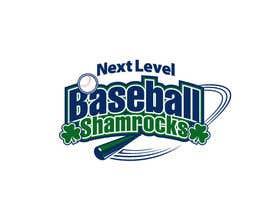 Nro 4 kilpailuun Next Level Baseball Shamrocks käyttäjältä jaywdesign