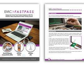 Nro 26 kilpailuun Design a Brochure (2 pages) käyttäjältä romonsarkar