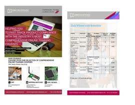 Nro 9 kilpailuun Design a Brochure (2 pages) käyttäjältä lukicstanoje