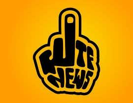 Nro 54 kilpailuun Design a logofor WTF News käyttäjältä kajari10