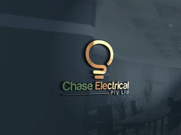 "CretiveBox tarafından Design a Logo for ""Chase Electrical"" için no 31"