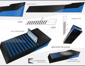 Nro 5 kilpailuun USB Charging Station for Mobile Vehicles käyttäjältä omaro86