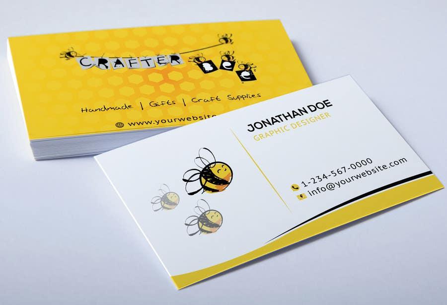 Entry #4 by SGAWD for Design Minimalist Business Card (Logo Ready ...