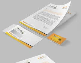 #34 for Design Minimalist Business Card (Logo Ready) and Letter head by SGAWD