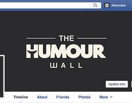 Nro 47 kilpailuun Develop a Brand Identity The Humour Wall käyttäjältä vadimcarazan