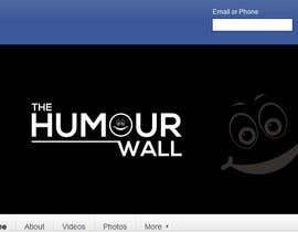 Nro 109 kilpailuun Develop a Brand Identity The Humour Wall käyttäjältä uxseven