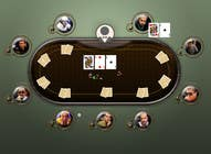#17 for Poker game interface design by webdesigne22