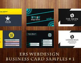 #2 cho Design Some Business Cards bởi ersinhakera
