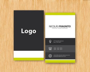 #9 for Design Some Business Cards by NicolasFragnito