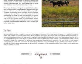 Nro 36 kilpailuun Design a long scrolling homepage website mockup käyttäjältä hairenuka