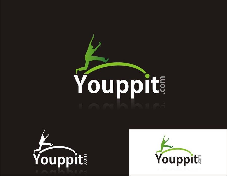 Participación en el concurso Nro.                                        345                                      para                                         Logo Design for Youppit.com