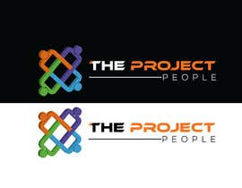 chowdhuryf0 tarafından Design a Logo for 'The Project People' için no 44