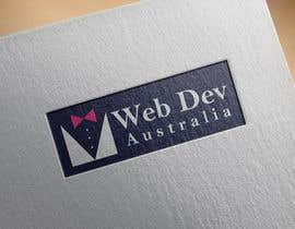 "ahmad111951 tarafından Logo for ""Web Dev Australia"" için no 19"