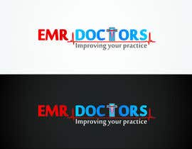 #140 para Logo Design for EMRDoctors Inc. por maximus13
