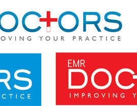 #107 para Logo Design for EMRDoctors Inc. por DRUNKENBOXER24