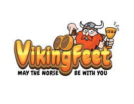 artworkstudionet tarafından Logo for VIKINGFEET için no 47
