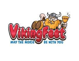 Nro 52 kilpailuun Logo for VIKINGFEET käyttäjältä artworkstudionet