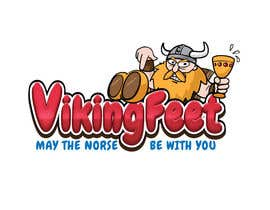 artworkstudionet tarafından Logo for VIKINGFEET için no 52